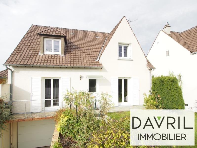 Vente maison / villa Conflans ste honorine 522500€ - Photo 1