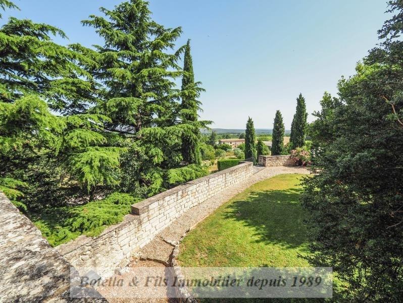 Immobile residenziali di prestigio casa Uzes 750000€ - Fotografia 14