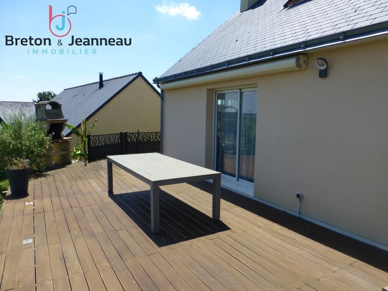 Sale house / villa St germain le fouilloux 223600€ - Picture 5