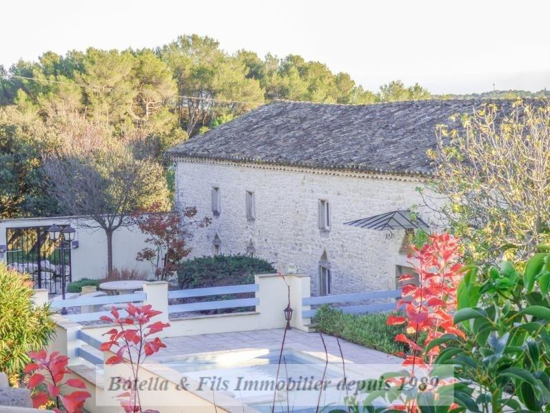Verkoop van prestige  huis Uzes 1590000€ - Foto 4
