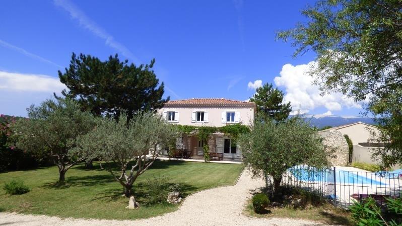 Sale house / villa Villes sur auzon 484210€ - Picture 1