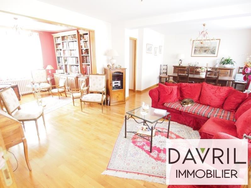 Sale house / villa Eragny 399000€ - Picture 2