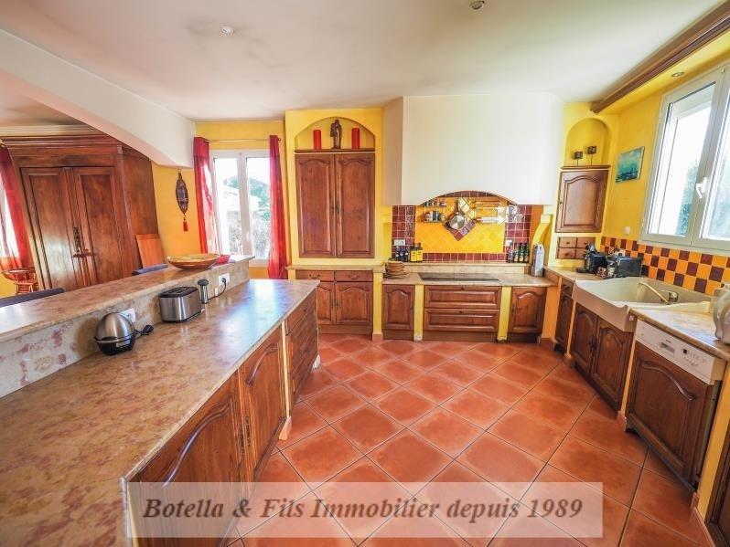 Verkoop van prestige  huis Uzes 537000€ - Foto 7