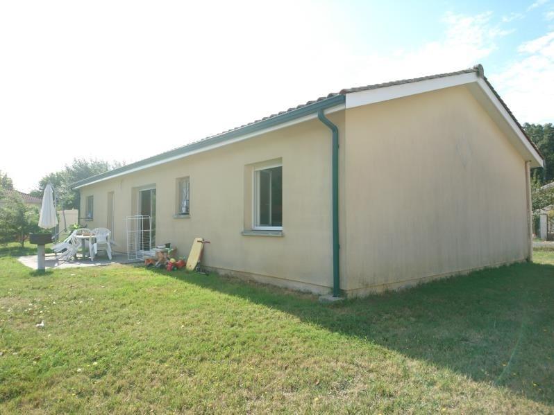 Sale house / villa Lesparre medoc 166900€ - Picture 2