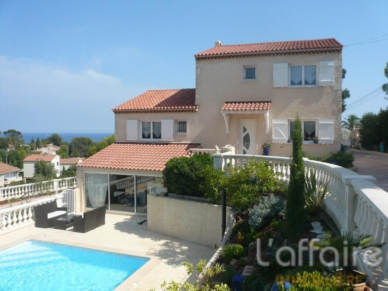 Deluxe sale house / villa St aygulf 865 000€ - Picture 1
