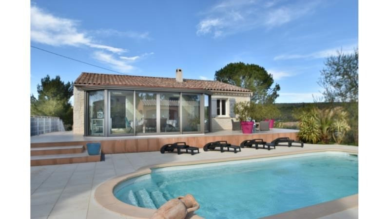 Vente maison / villa Pourrieres 545 000€ - Photo 3