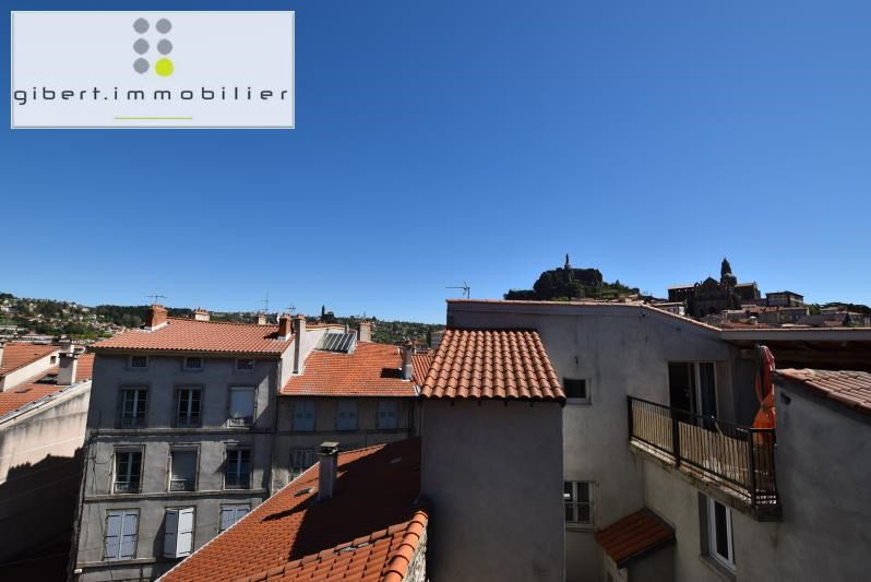 Sale apartment Le puy en velay 65 000€ - Picture 1