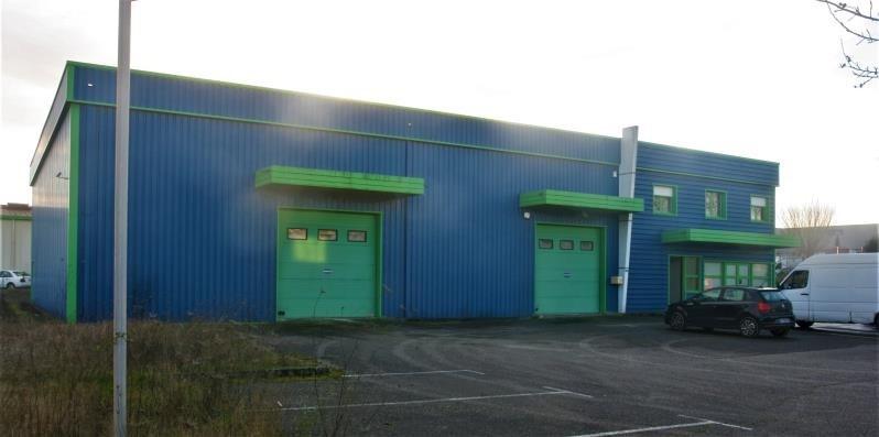 Sale empty room/storage Peronnas 527500€ - Picture 1