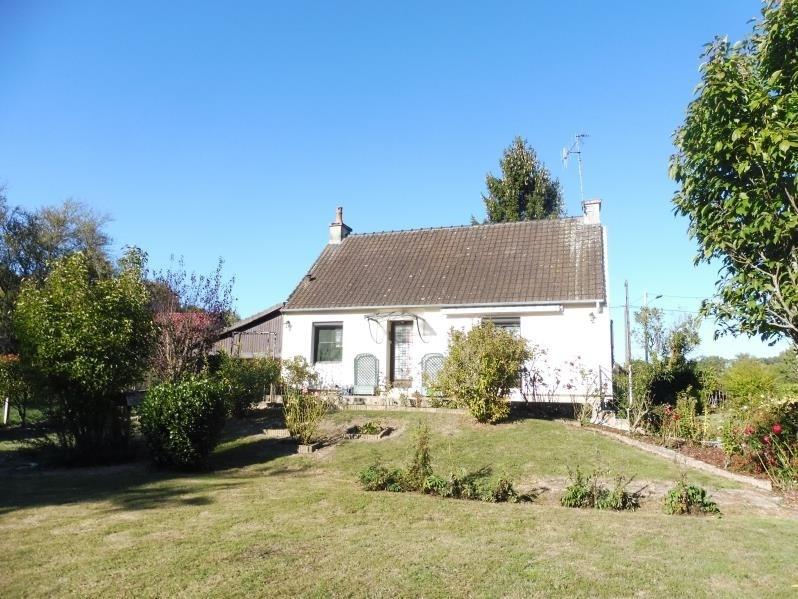 Sale house / villa Mortagne au perche 106000€ - Picture 1