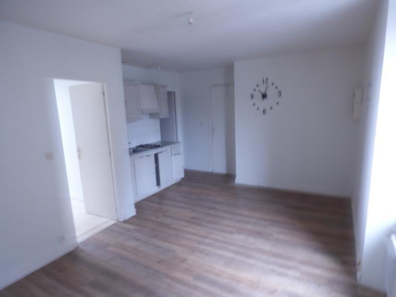 Rental apartment Begard 440€ CC - Picture 1