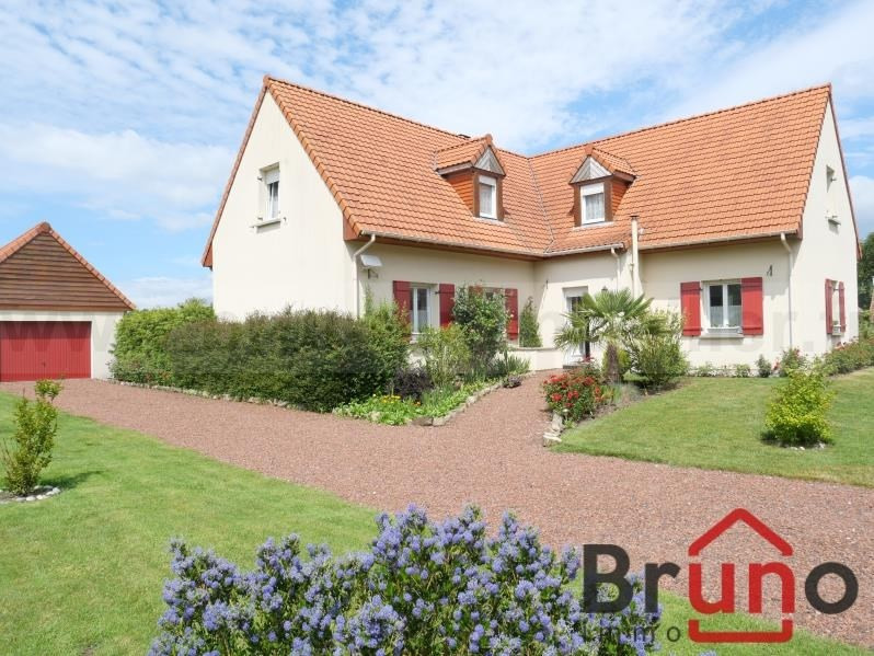 Sale house / villa St quentin en tourmont 449 900€ - Picture 1
