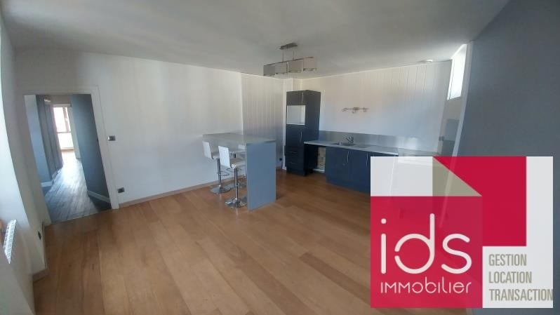 Sale apartment Allevard 105 000€ - Picture 1