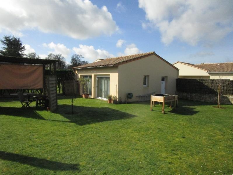 Sale house / villa Chauray 241900€ - Picture 2