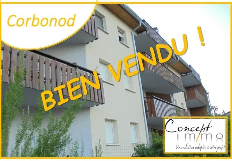 Investment property apartment Corbonod 69 000€ - Picture 1