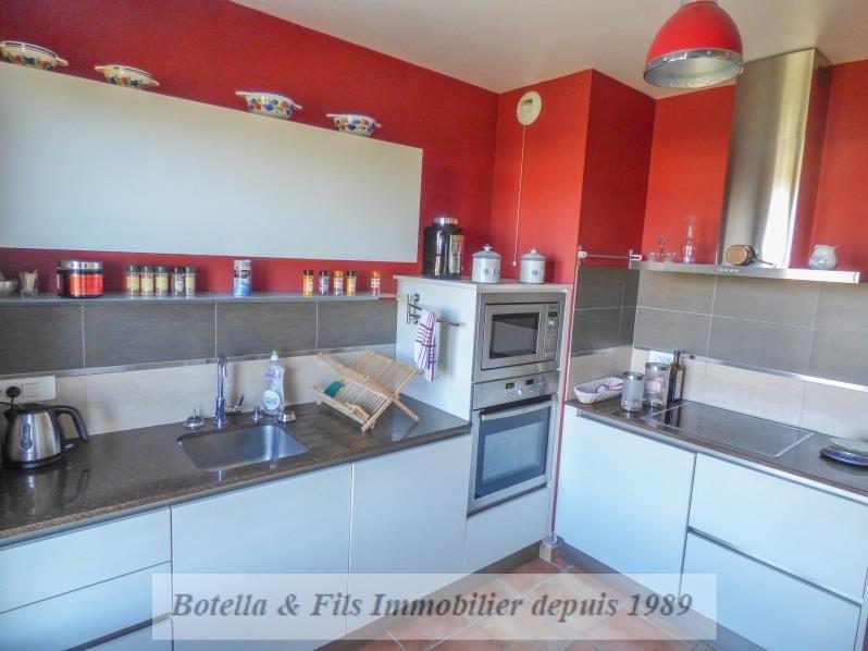 Vendita appartamento Uzes 372000€ - Fotografia 5