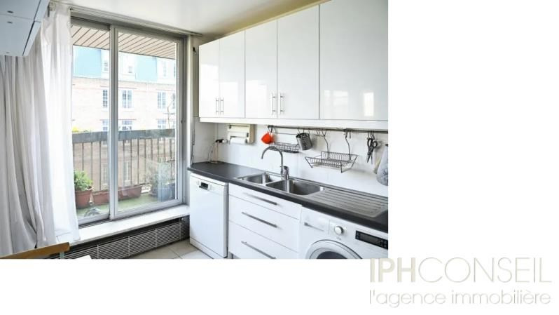 Deluxe sale apartment Neuilly sur seine 1 030 000€ - Picture 3