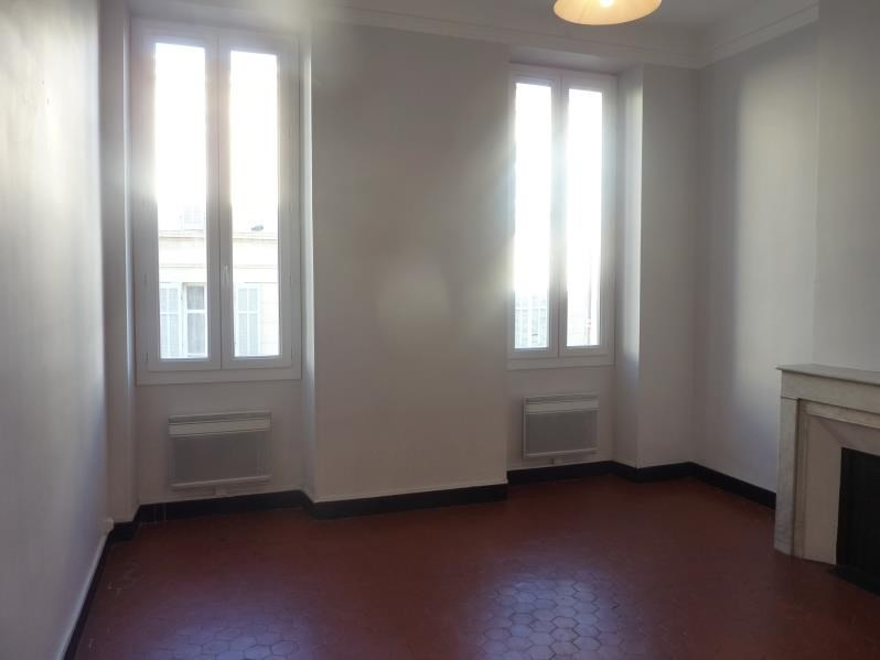 Rental apartment Marseille 4ème 485€ CC - Picture 1