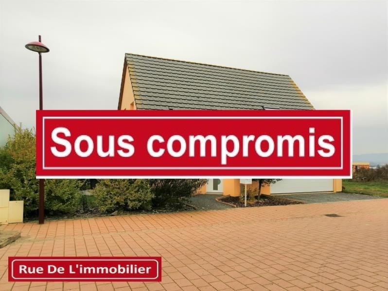 Vente maison / villa Haguenau 237500€ - Photo 1