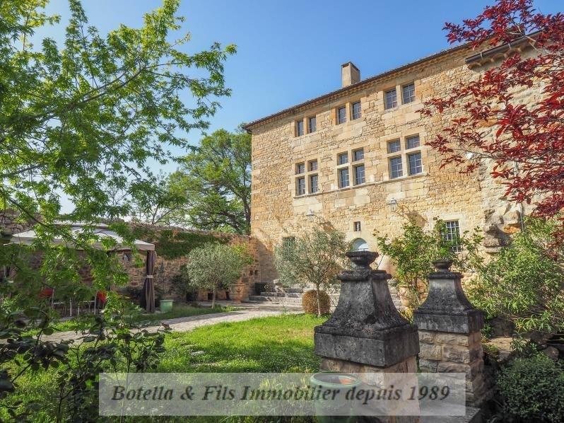 Verkoop van prestige  kasteel Uzes 1985000€ - Foto 14