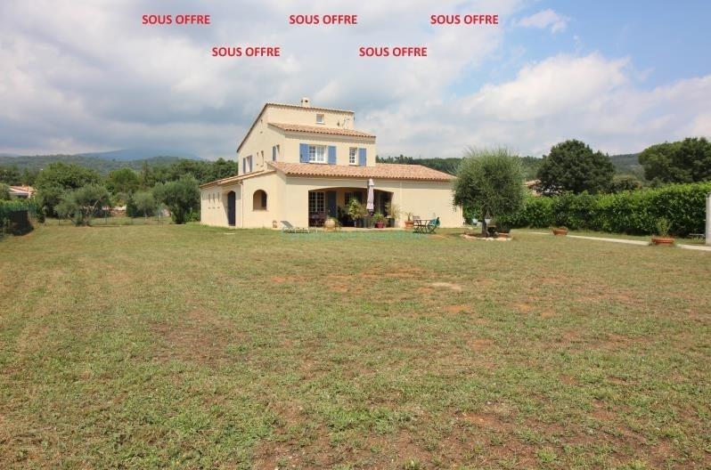 Vente maison / villa Saint cezaire sur siagne 525000€ - Photo 1