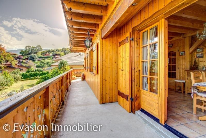 Sale house / villa Sallanches 549000€ - Picture 2