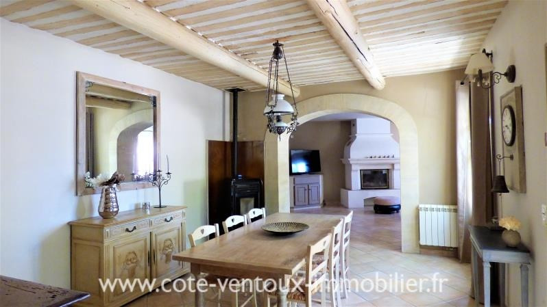 Vente maison / villa Aubignan 480 000€ - Photo 3