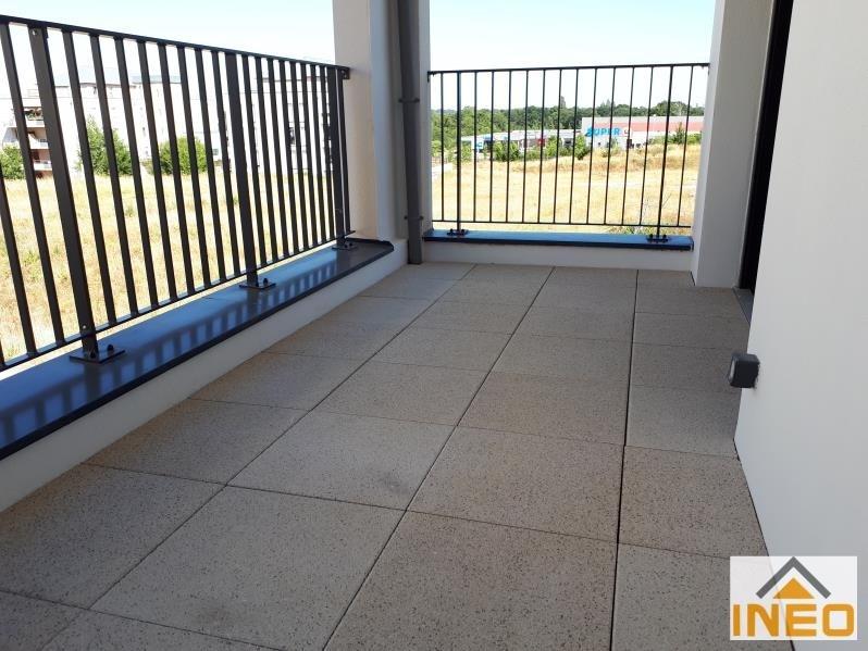 Location appartement Noyal chatillon sur seiche 650€ CC - Photo 4