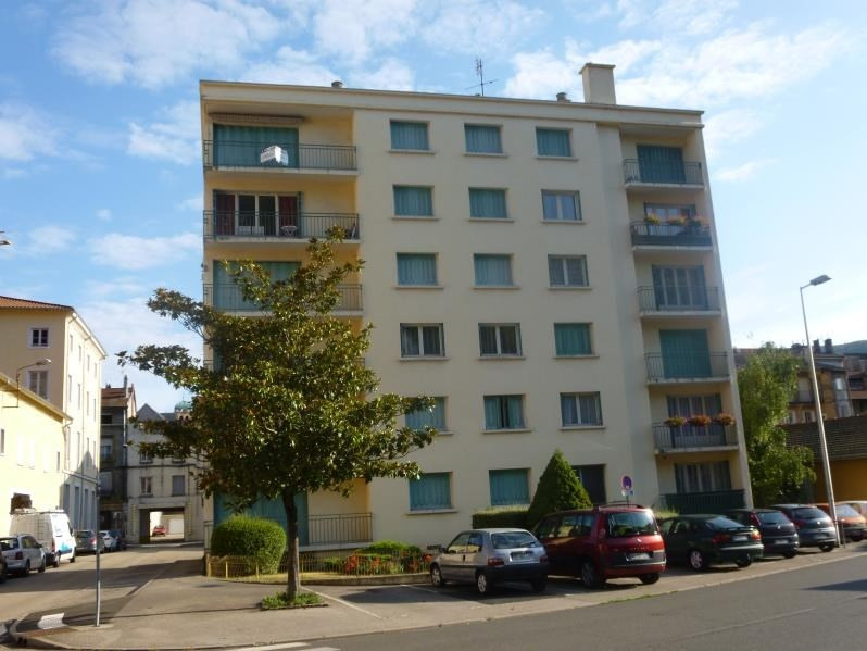 Vente appartement Tarare 49 000€ - Photo 1