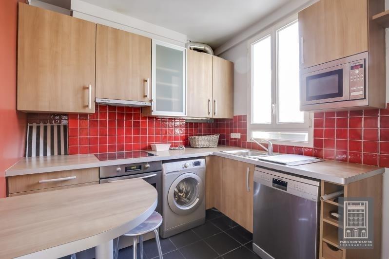 Vente de prestige appartement Paris 18ème 1320000€ - Photo 5