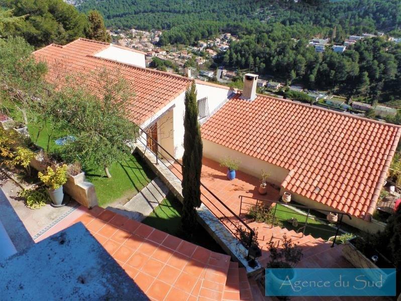 Vente de prestige maison / villa Carnoux en provence 725000€ - Photo 1