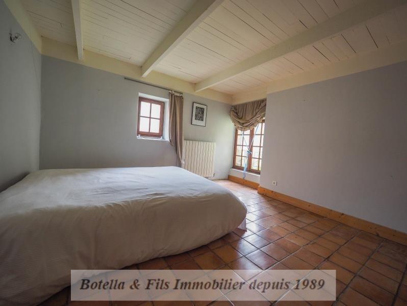 Venta  casa Uzes 448000€ - Fotografía 11