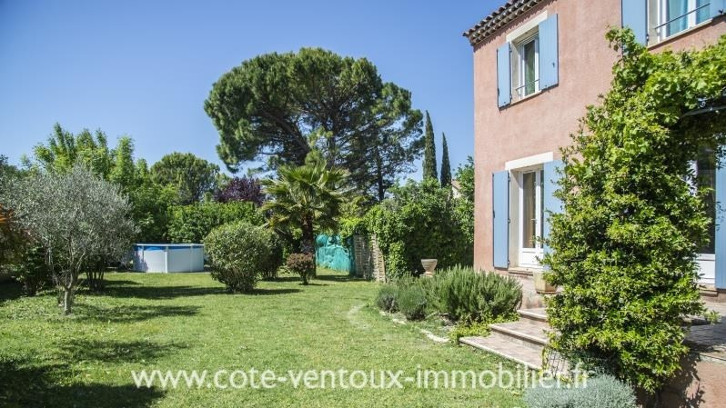 Vente maison / villa Aubignan 325 000€ - Photo 4