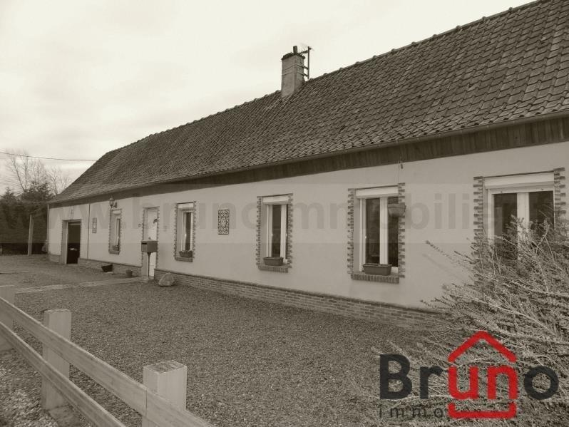Venta  casa Ponthoile 229800€ - Fotografía 1