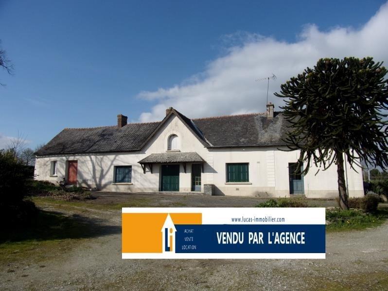 Vente maison / villa Domagne 178500€ - Photo 1