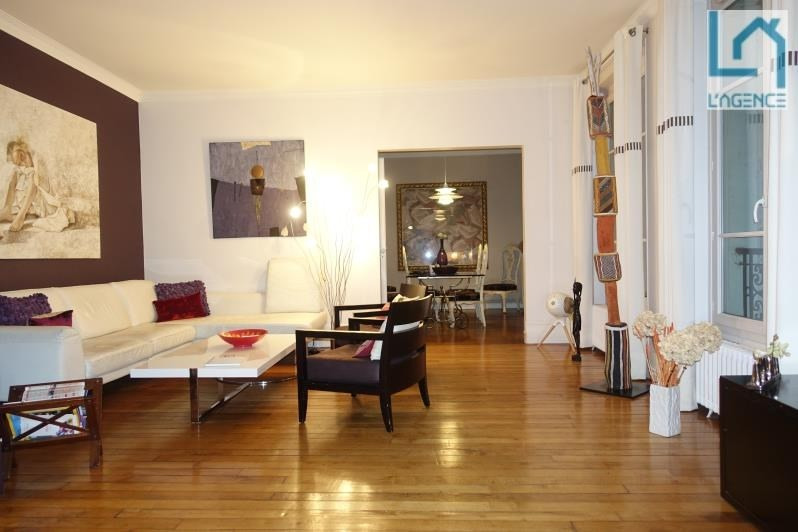 Deluxe sale apartment Boulogne billancourt 1 620 000€ - Picture 1