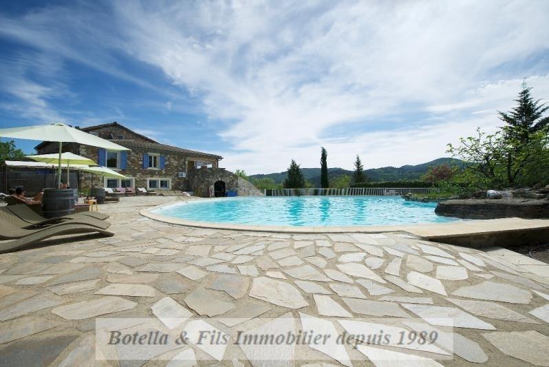 Deluxe sale house / villa Les vans 598000€ - Picture 16