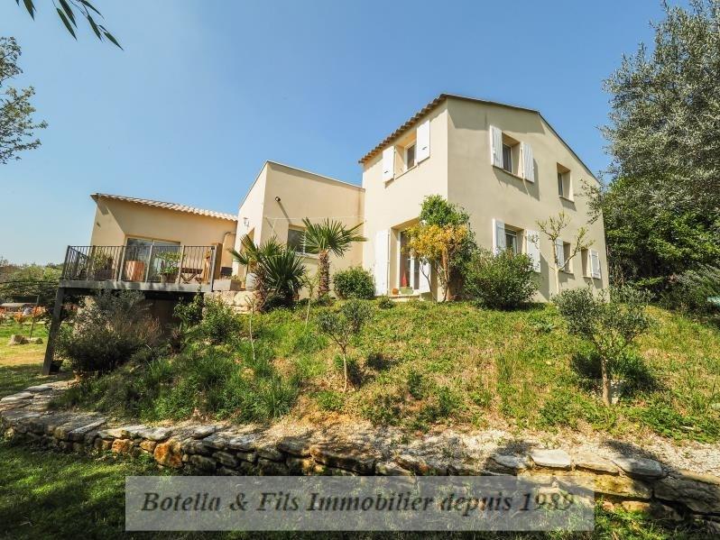 Vente maison / villa Goudargues 280000€ - Photo 1