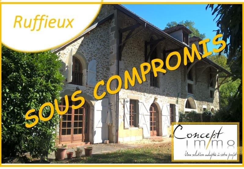 Vente maison / villa Chindrieux 430000€ - Photo 1