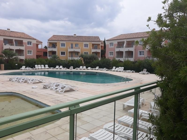 Investment property apartment Les issambres 96 000€ - Picture 1