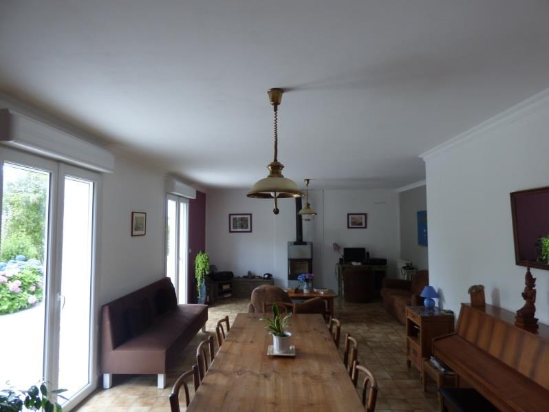 Sale house / villa Pluzunet 225 500€ - Picture 3