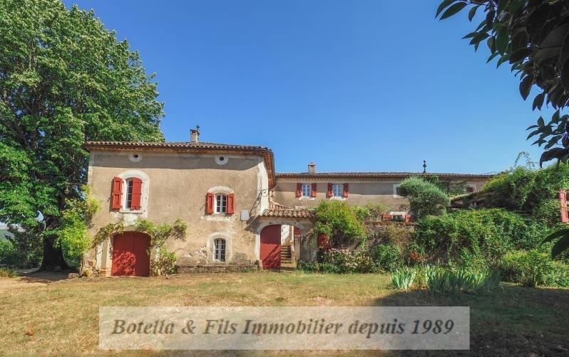 Verkoop van prestige  huis Anduze 1350000€ - Foto 1