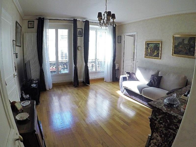 Vente appartement Paris 11ème 725000€ - Photo 1