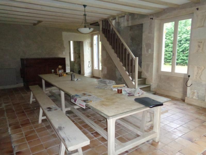 Vente maison / villa Souvigne 145600€ - Photo 2