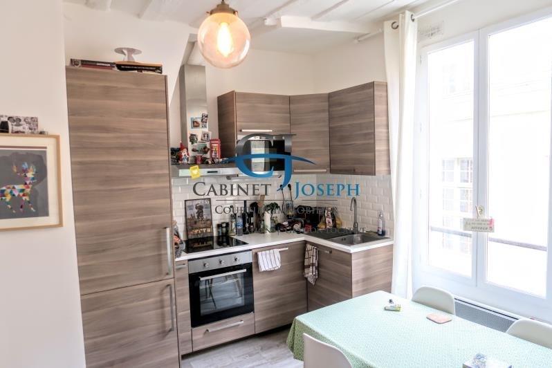Vente appartement Paris 3ème 405000€ - Photo 1