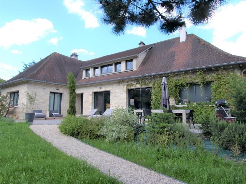 Vente de prestige maison / villa Montfort l amaury 885000€ - Photo 1