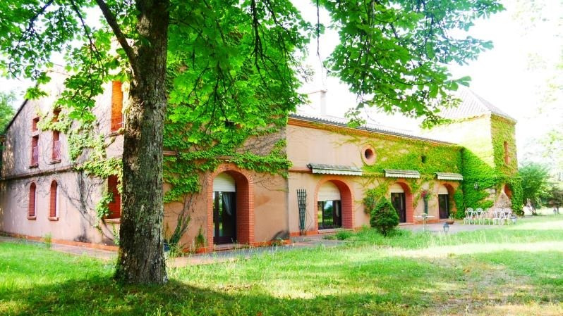 Deluxe sale house / villa Toulouse 795 000€ - Picture 1