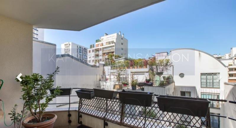 Vente de prestige appartement Paris 14ème 1050000€ - Photo 3