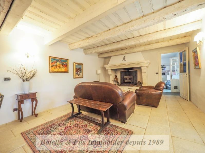 Verkoop van prestige  huis Uzes 997000€ - Foto 6