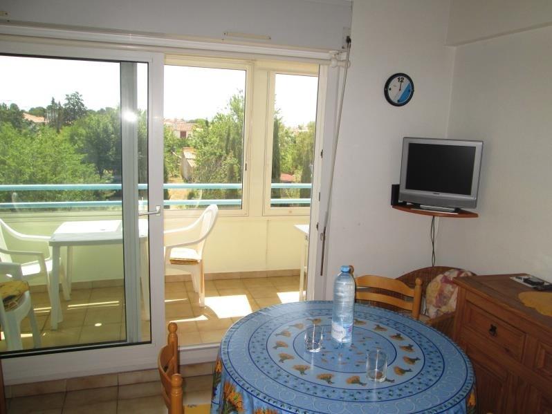 Sale apartment Balaruc les bains 159000€ - Picture 2