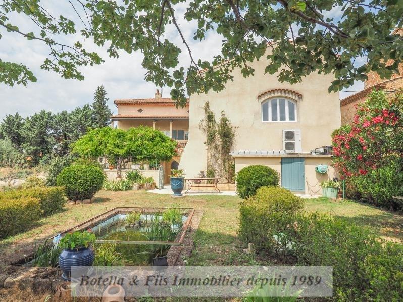 Vente de prestige maison / villa Uzes 527000€ - Photo 14